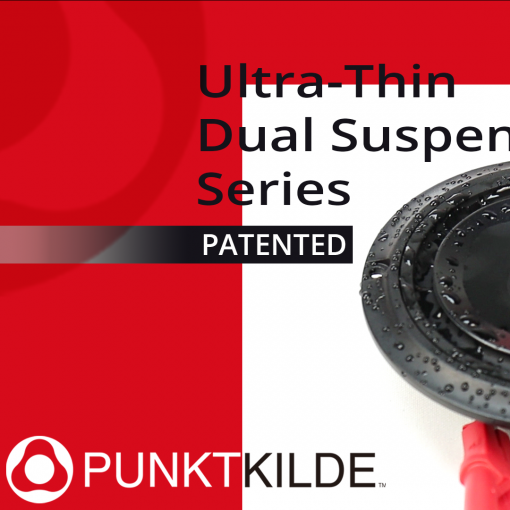 Patented Ultra-Thin Dual Suspension Series Cover