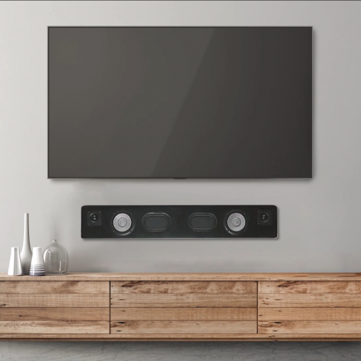 Punktkilde_DIY_Ultrathin_Soundbar_Woofer_Tweeter